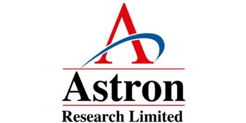 Logo for Astron Research Limited