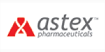Logo for Astex Pharmaceuticals
