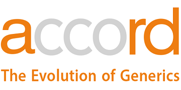 Logo for Accord Healthcare